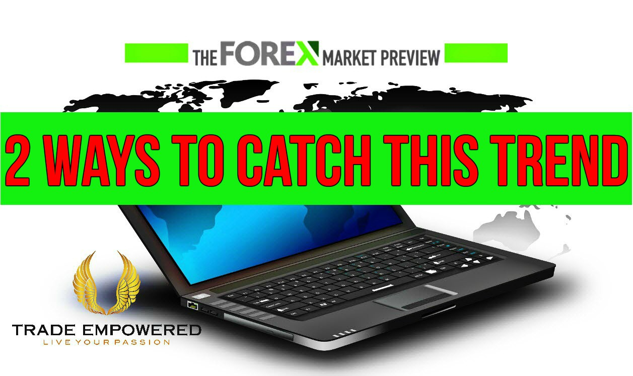 forex market preview 2 ways to catch this trend trade empowered