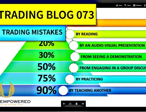 The Trading Blog 073 – My Rookie Trading Mistakes