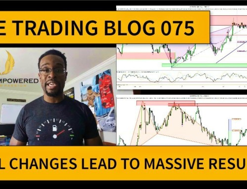 The Trading Blog 075 – Small Changes Lead to Massive Results